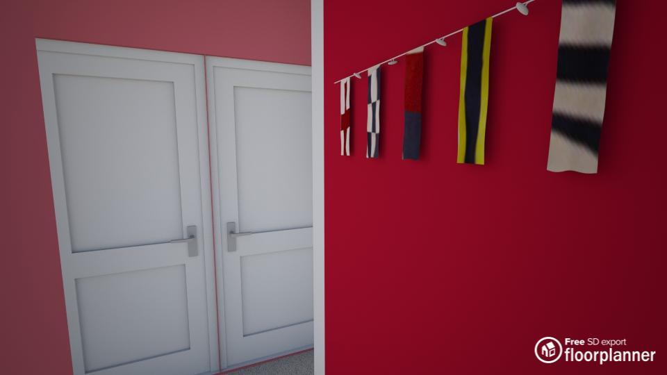 Hallway render