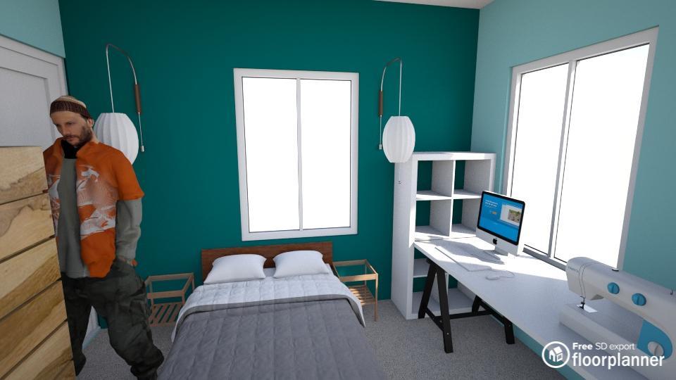 bedroom render 2